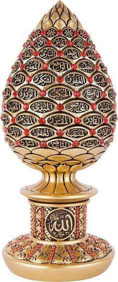 99 Names of Allah Statue - Siraj