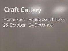 Craft showcase now on at The Burton Art Gallery, Devon.