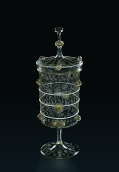 Object Name Covered Goblet (Confitero) DepartmentEuropean CategoryRenaissanceBaroque Place Made Spain, probably Catalonia Date 1575-1599