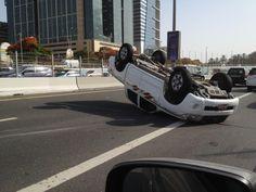 Car Accidents in Dubai