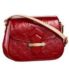 Louis Vuitton Monogram Vernis leather Bellflower PM