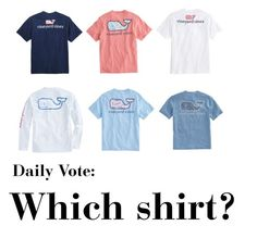 """Comment to Vote"" by haileyhartley on Polyvore featuring Vineyard Vines"