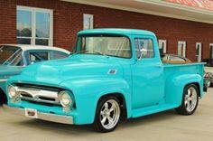 Browsing All Classic Cars and Auto for sale - Browse our All Classic Cars Trader. 1956 Ford Truck, 1956 Ford F100, Old Ford Trucks, New Trucks, Custom Trucks, Lifted Chevy Trucks, Hot Rod Trucks, Pickup Trucks, Buy Classic Cars