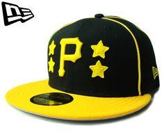 (ニューエラ) NEW ERA 59FIFTY PITTSBURGH PIRATES ブラック クーパーズタウンコレクション【ピッツバーグ・パイレーツ】【BLACK】【黒】【newera】【帽子】【メジャーリーグ】【COOPERSTOWN】【MLB】【CAP】【キャップ】【レア】