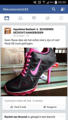 Optie schoenen