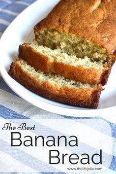 Cream Cheese-Filled Banana Bread: Banana bread that's like having ...