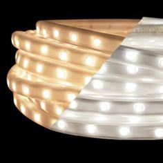 LED Tape-Rope Hybrid Lighting System by American Lighting Living Room Lighting, Kitchen Lighting, Led Tape, Under Cabinet Lighting, Lighting System, American