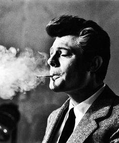 Marcello Mastroianni. // I adore this man