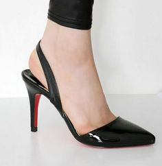 New 2014 brand fashion spring Pointed toe womens shoes stiletto Red bottoms high-heeled sandalias women pumps red sole sandals