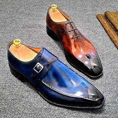 Handmade leather shoes for sale Slip On Shoes, Men's Shoes, Shoe Boots, Dress Shoes, Handmade Leather Shoes, Leather Skin, Penny Loafers, Luxury Shoes, Crocodile