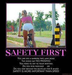 Traffic rules RULE!