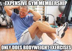 #gym #humor