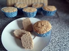 Muffin Vegan Muffins, Paleo, Breakfast, Food, Morning Coffee, Essen, Beach Wrap, Meals, Yemek