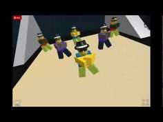 Lets go back in time in 2012 Where someone made GANGAM STYLE?! WHAT???!! #ROBLOX