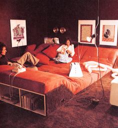 1970s interior design - Google Search