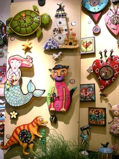 Allen Design Clocks   Available at Silly Dilly's