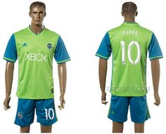 http://www.xjersey.com/201617-seattle-sounders-10-pappa-home-jersey.html 2016-17 SEATTLE SOUNDERS 10 PAPPA HOME JERSEY Only 33.11€ , Free Shipping!