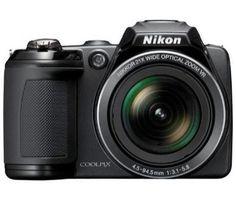 NIKON COOLPIX L310 - NERO  a soli €146 e se usi il codice sconto WOLLAME03 altri €30 in meno per Te