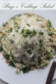buzo cabbage salad