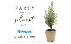 Party for the Planet: Norwex Plants Trees!
