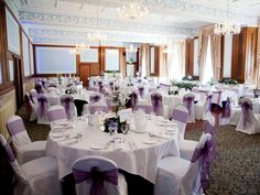 Weddings at St George's Hotel in Llandudno, North Wales. Wedding Fayre Sunday 22nd September 12pm - 4pm