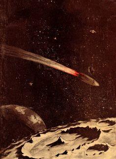 Mond-Rak, 1929.  Artiste inconnu.