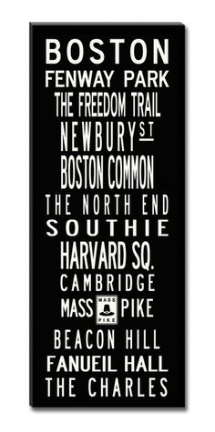 Boston love-this-place! Cant wait to go back!!