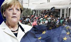 Merkel is urging EU leaders to seek a credible response to the migrant crisis