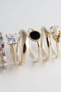 Bario-Neal Jewelry. Makes our hearts go pitter patter!