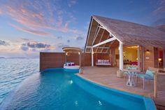 MILAIDHOO ISLAND MALDIVES BAA ATOLL, MALDIVES, Milaidhoo Maldives Water Pool Villa
