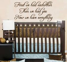 This is sooo cute!!!  I couldn't use this in my nursery at my house for my grandbabies, but it sure would be cute in a married couples house for their nursery!!!  Love it!!!