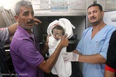 To anyone normal, this is a #Palestinian child. To #Israel it's a terrorist that needs killed #GazaUnderAttack