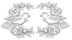 mmaammbr's photostream: great resource for free embroidery patterns