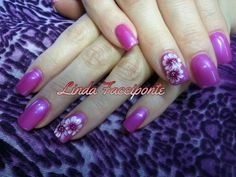 #nail #beauty #unghie #gelmanicure #nails #fashion #ricostruzioneunghie #fiori #flowers