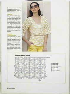 Crochet 2- Bluzki,Topy,Sukienki - Danuta Zawadzka - Picasa Web Albums