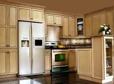 Beautiful Glazing Kitchen Cabinets.jpg