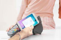 Samsung Pay veut aussi se lancer dans le paiement en ligne - http://www.frandroid.com/marques/samsung/332144_samsung-precise-ses-ambitions-dans-le-domaine-du-paiement-sans-contact  #Samsung, #Smartphones