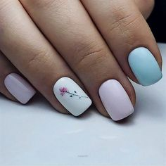 Splendid Learn something new and create unique spring nail designs in 2018 Find the great nail art ideas for spring Check out our gallery with more than 60+ images for your inspired Our easy video tutorial help you to make cute spring manicure right at home See more at La ..