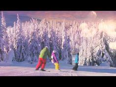 SilverStar Mountain Resort is British Columbia's largest ski resort boasting over acres of ski & snowboard terrain spread across 4 mountain faces. Mountain Resort, Ski And Snowboard, Silver Stars, British Columbia, Acre, Skiing, Globe, Trees, Winter