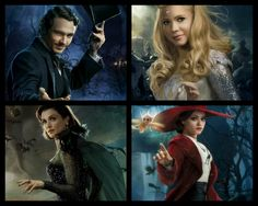 Disney: Oz The Great and Powerful Movie Review