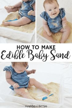 Sensory Activities for 6-12 Months - Swaddles n' Bottles