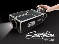 Smartphone projector DIY