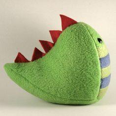 Plush Stuffed Dinosaur