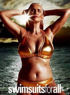 """""""Curvies"""" y con 56 años: las modelos XL copan la tapa de Sports Illustrated"""