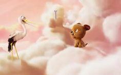 Parcialmente nublado - Corto Pixar