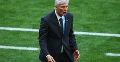"""Vinimos a hacer un buen #MundialBrasil2014  Pékerman  #VamosColombia"