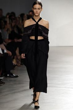 Proenza Schouler Spring 2016 Ready-to-Wear Fashion Show - NY