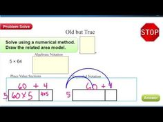 HW#010 U2L8 - Multi-digit Multiplication