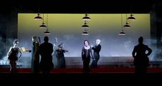 Robert Wilson -Three Penny Opera - Dreigroschenoper