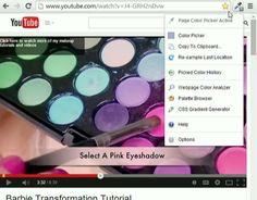 3D Print Mink Makeup Demo | Beautilicious